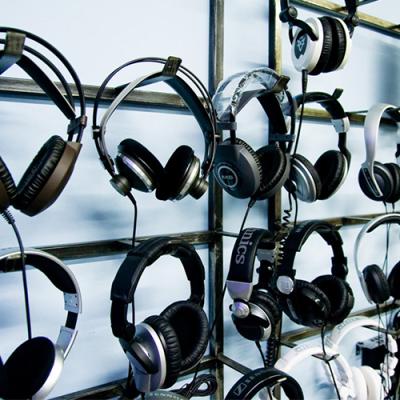 Svarbiausi ausinių parametrai